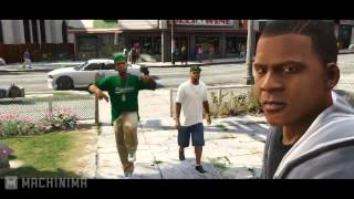 Grand Theft Auto 5 - Franklin Trailer