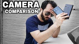 Moto G6 vs Redmi Note 5 Pro Camera Comparison Moto G6 Camera Review Redmi Note 5 Pro Camera Review