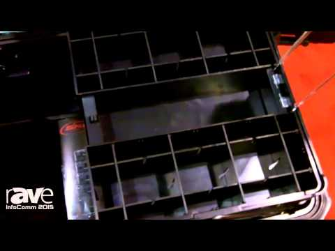 InfoComm 2015: SKB 3i-2011-7B-TR Tech Box Case