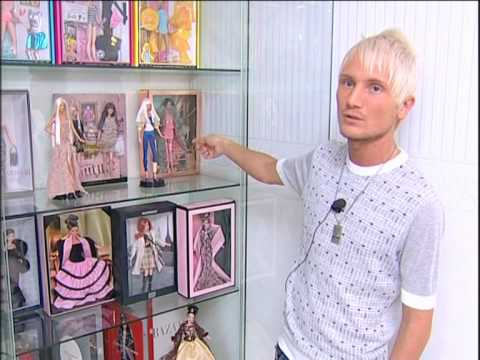 The biggest collection of Barbie dolls in Bulgaria