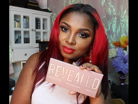 NEW COASTAL SCENTS REVEALED PALETTE REVIEW!