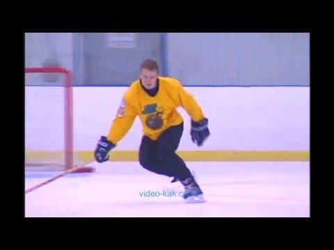 Видео как профессионально кататься на коньках. Урок 1. Равновесие и контроль.