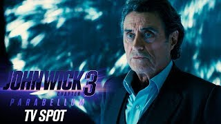"John Wick: Chapter 3 – Parabellum (2019) Official TV Spot ""Sounds"" – Keanu Reeves"