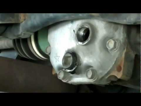 2001 Subaru Outback Rear Differential Fluid Change
