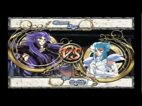 Videotest Saint Seiya Hades (Ps2) (1/2)