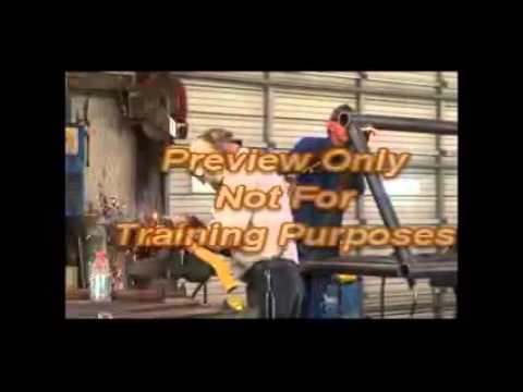 Welding Safety   Spanish
