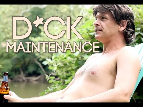 D*ck Maintenance - Banned Commercial!