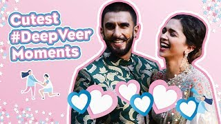 Deepika Padukone & Ranveer Singh In Love: What
