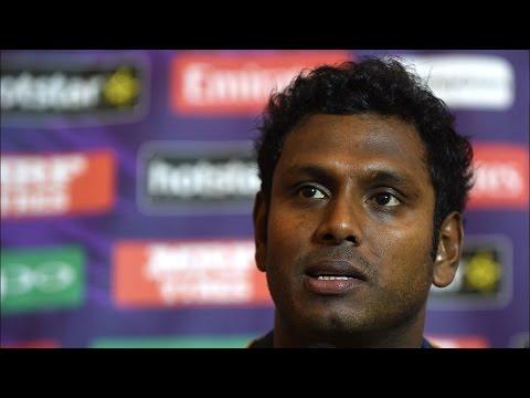 Angelo Mathews : Not Mentally Prepared To Lead Sri Lanka In World T20