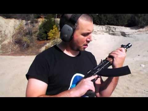 Century Zastava PAP M92 Pistol AK-47 7.62x39 Serbia Yugo