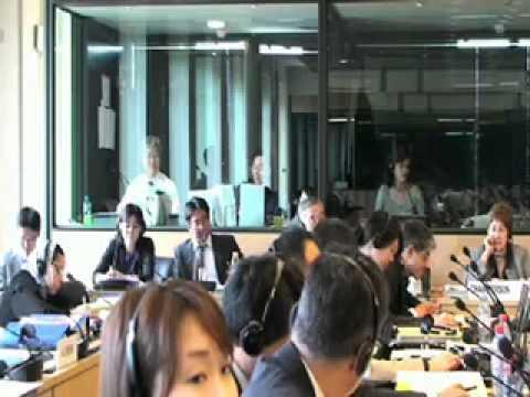 国連拷問禁止委員会における上田人権人道大使の発言「シャラップ!」