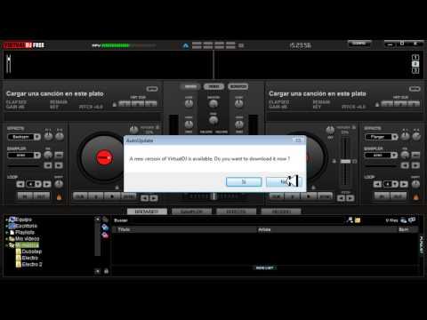Virtual DJ 7: Como acelerar tu Virtual DJ
