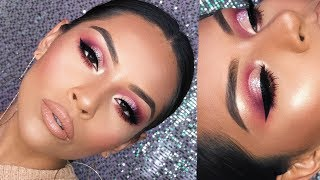 Valentine's Day Makeup tutorial | Sarahy Delarosa