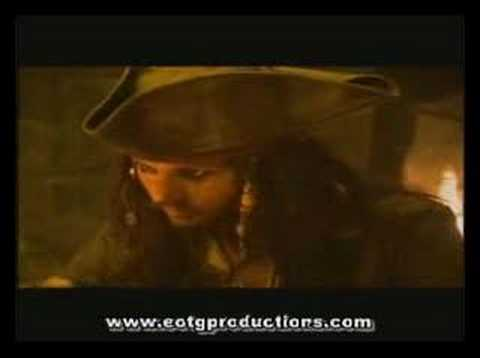 PIRATES OF THE CARIBBEAN 1 - FLY ON THE SET (PART 1)