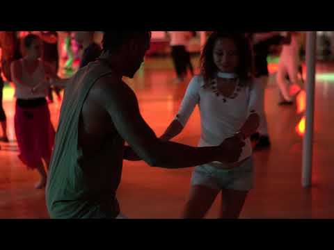 ZESD2018 Social Dances Girl TBT1 & Eddie Hercules ~ Zouk Soul
