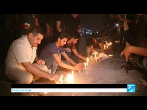 Baghdad bomb attack: Iraq begins three days of national mourning