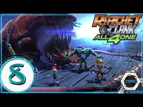 Ratchet & Clank – All 4 one – épisode 8 | Le retour !