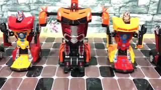 Remote Control Deformation Robot Car   Transformer RC Radio Deformation Robot