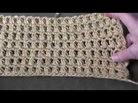 Crocheting Right Side And Wrong Side : Crochet Right Side and Wrong Side by Crochet Hooks You - YouTube