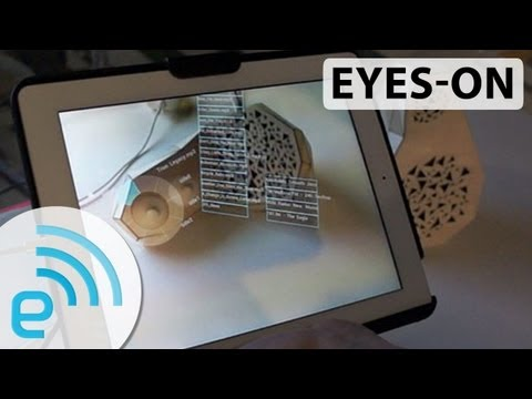 MIT Media Lab's Smarter Objects eyes-on | Engadget