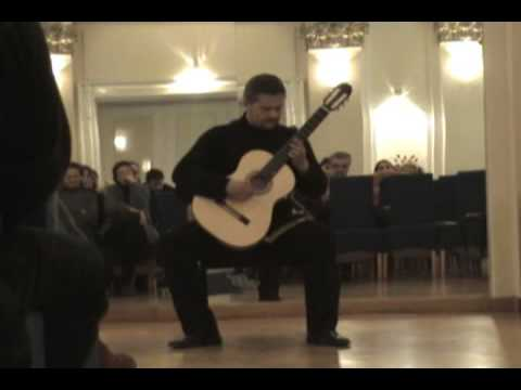 Carlo Domeniconi Koyunbaba Suite Alexei Belousov Guitar