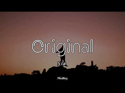Sia - Original (Lyric/Lyrics Video)