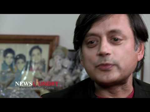 NL Interviews Shashi Tharoor