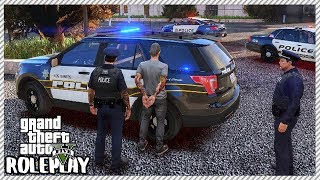 GTA 5 Roleplay - Police Arrested Me For Selling Stolen BMW i8 | RedlineRP #367