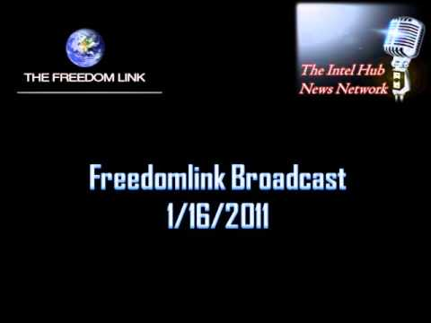 Freedomlink Radio Broadcast 1/16/2011