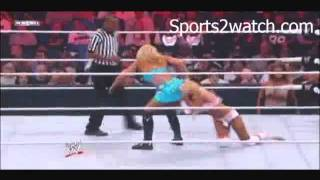 WWE Summerslam 2011 Highlights
