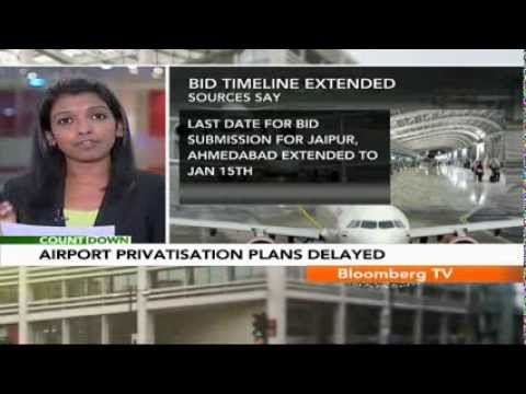 Newsroom- Airport Privatisation Plans Delayed