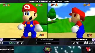 Shansss vs BES TriforceTK | Round 1 | GSA 70 Star Tournament 2018