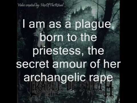 Cradle of Filth - Heaven Torn Asunder with lyrics