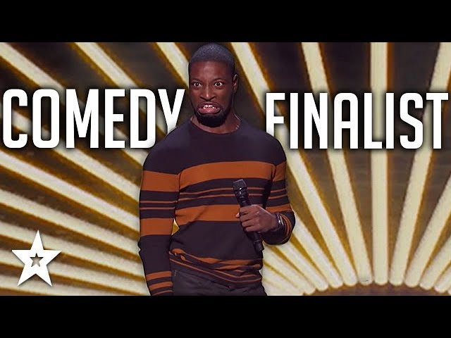 Comedian Preacher Lawson  All Performances  America39s Got Talent 2017  Got Talent Global