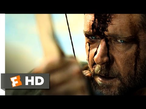 Robin Hood Official Trailer #1 - (2010) HD