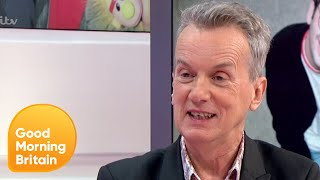 Frank Skinner Was Shouted at by the Queen | Good Morning Britain