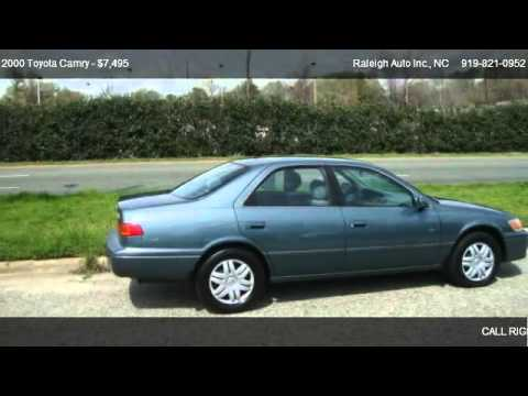 2000 Toyota Camry CE - for sale in Raleigh, NC 27603