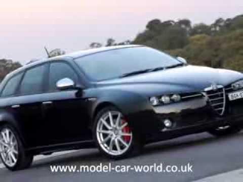 Alfa Romeo 159 Sportwagon, обзор