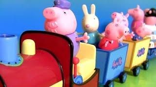 Свинка Пеппа / Peppa Pig 1-4 сезоны 2004-2012