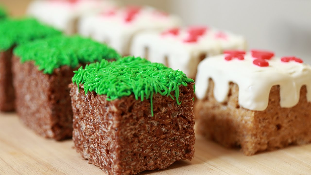 How To Make Rice Krispie Cakes