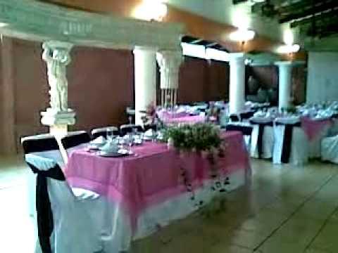 Salon de fiestas xv a os youtube for Acropolis salon de eventos