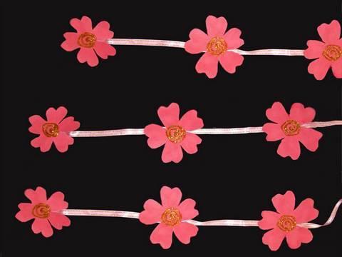 Cortinas decorativas hechas con fomi imagui - Cortinas de goma ...