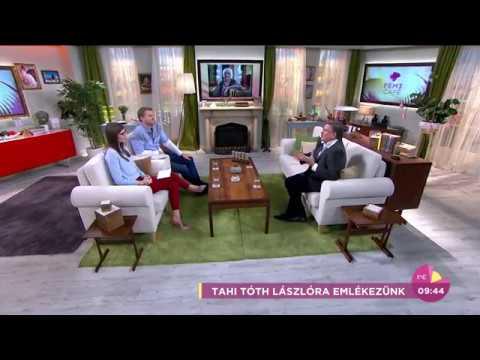 Kautzky Armand Tahi Tóth Lászlóról: ˝Egy csoda, hogy ő volt nekünk˝ - tv2.hu/fem3cafe
