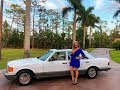 SOLD! 1987 Mercedes-Benz  560SEL, W126, immaculate, for sale by Autohaus of Naples, 239-263-8500