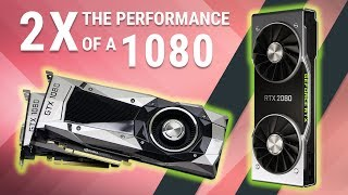Here's why Nvidia's 2080 benchmark numbers aren't what you think