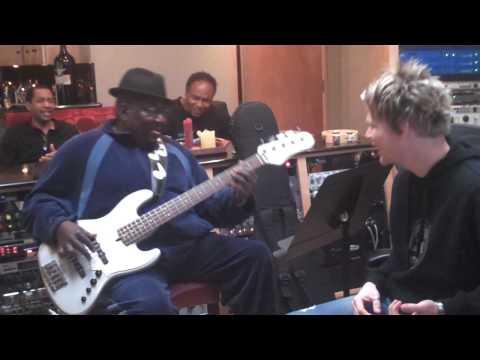 Brian Culbertson's BCXII Video Blog 37 (NateWatts)