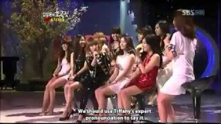 SNSD: The Funniest Girl Group