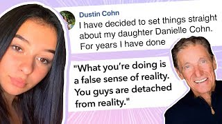 Danielle Cohn's Dad Exposes Everything, Why The Maury Show Got Cancelled
