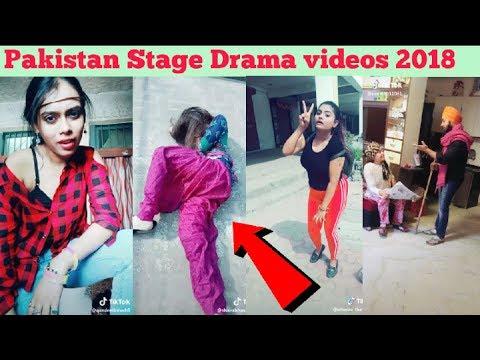 Pakistan Stage Drama tik tok musically comedy 2018||Punjabi stage drama dialogue pk mast
