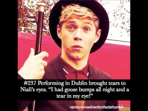 Niall Horan Facts & Quotes Part 2